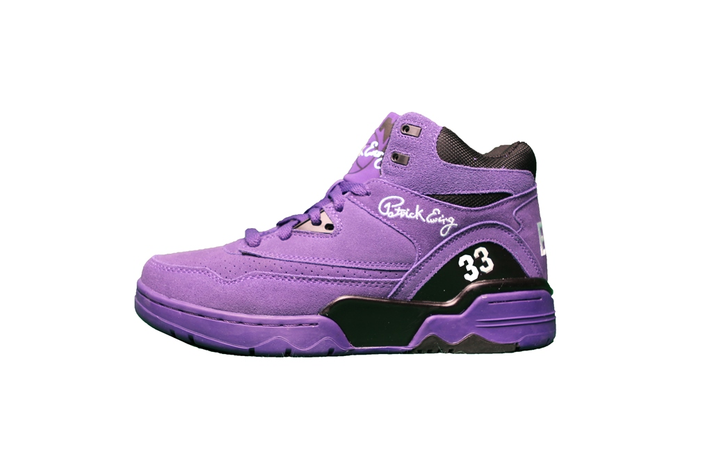 Patrick Ewing Purple